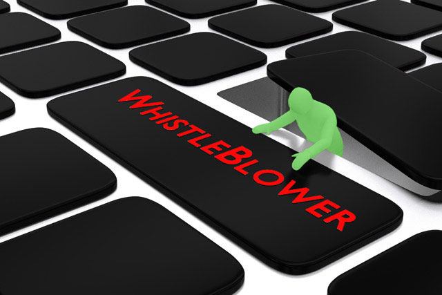 The Laws of Whistleblowing