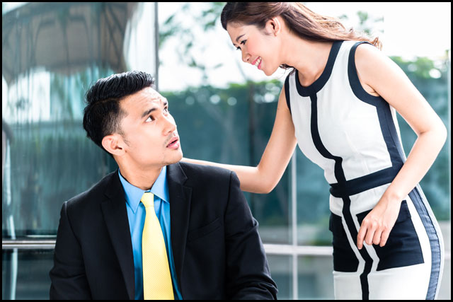 contact a sexual harassment lawyer